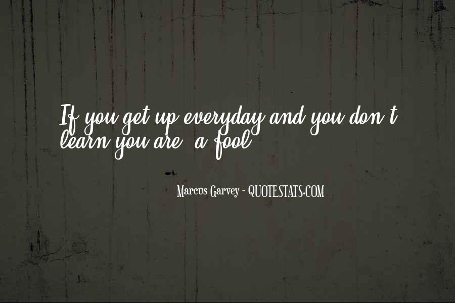 Marcus Garvey Quotes #1810935