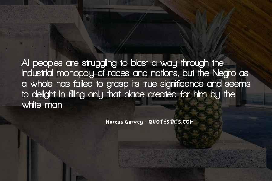 Marcus Garvey Quotes #193713