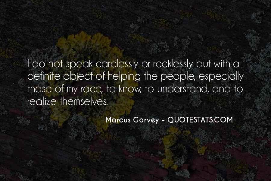 Marcus Garvey Quotes #212339
