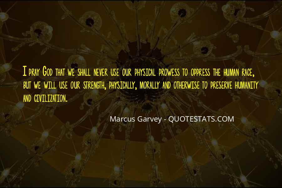 Marcus Garvey Quotes #232468