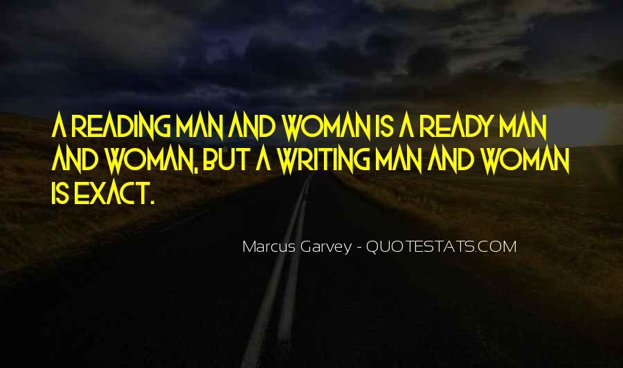 Marcus Garvey Quotes #234176