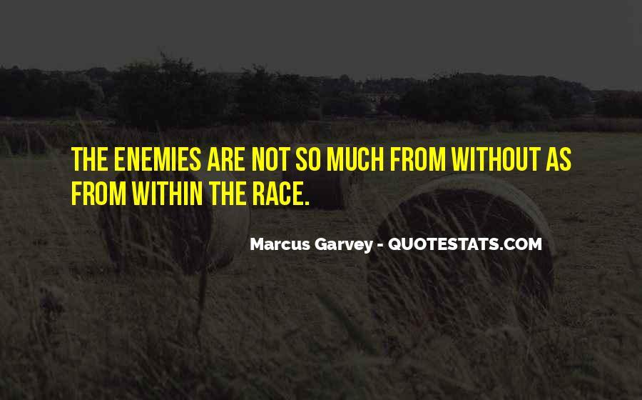 Marcus Garvey Quotes #266166