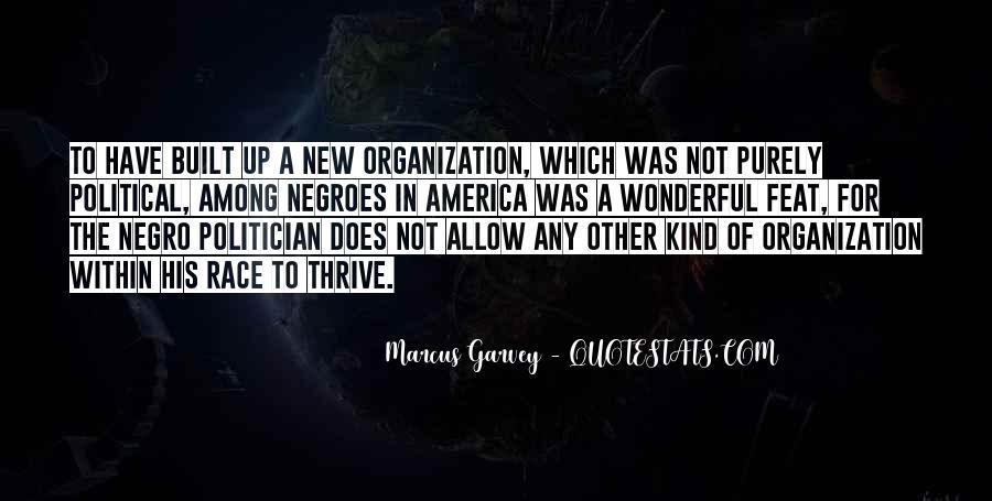 Marcus Garvey Quotes #267495