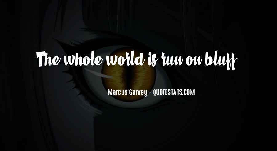 Marcus Garvey Quotes #292173