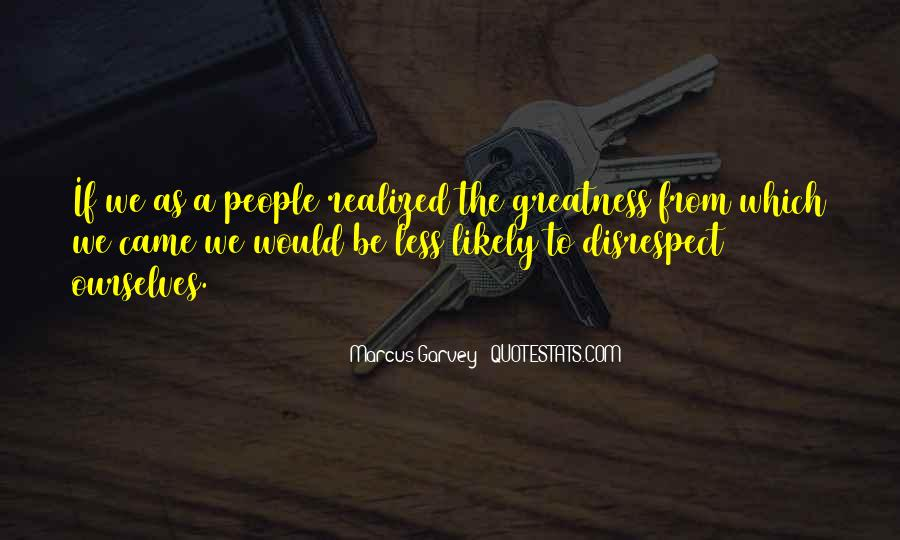 Marcus Garvey Quotes #298750