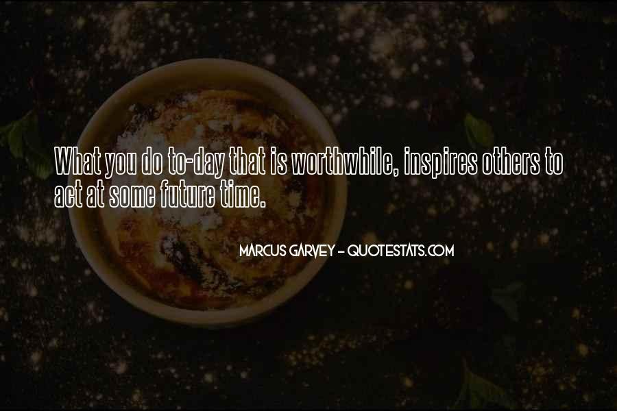 Marcus Garvey Quotes #399459