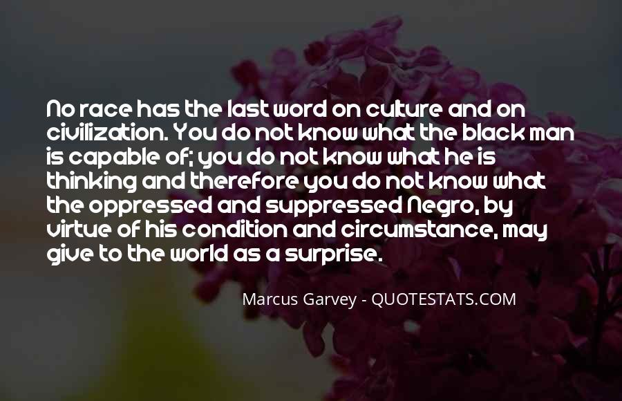 Marcus Garvey Quotes #43297