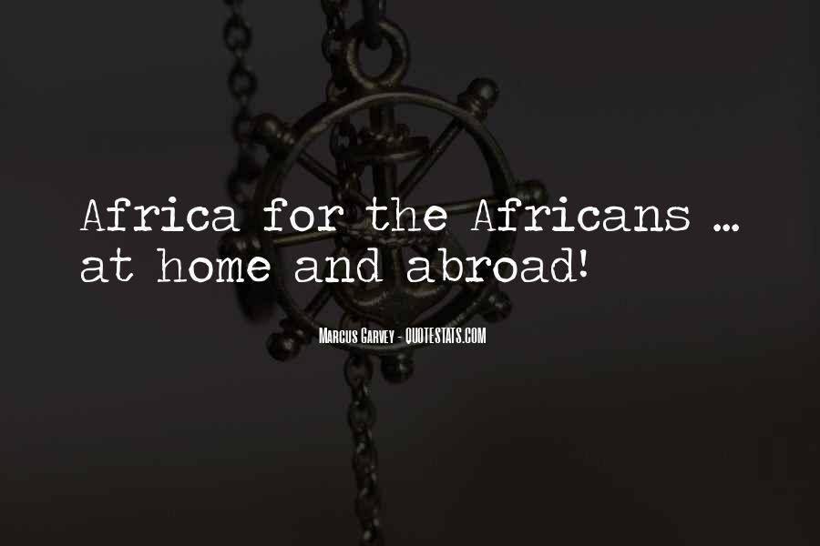 Marcus Garvey Quotes #435883