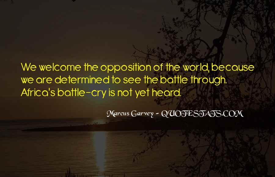 Marcus Garvey Quotes #547260