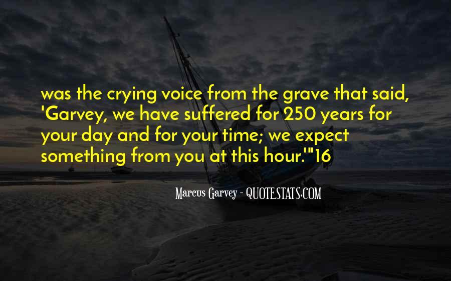 Marcus Garvey Quotes #667162