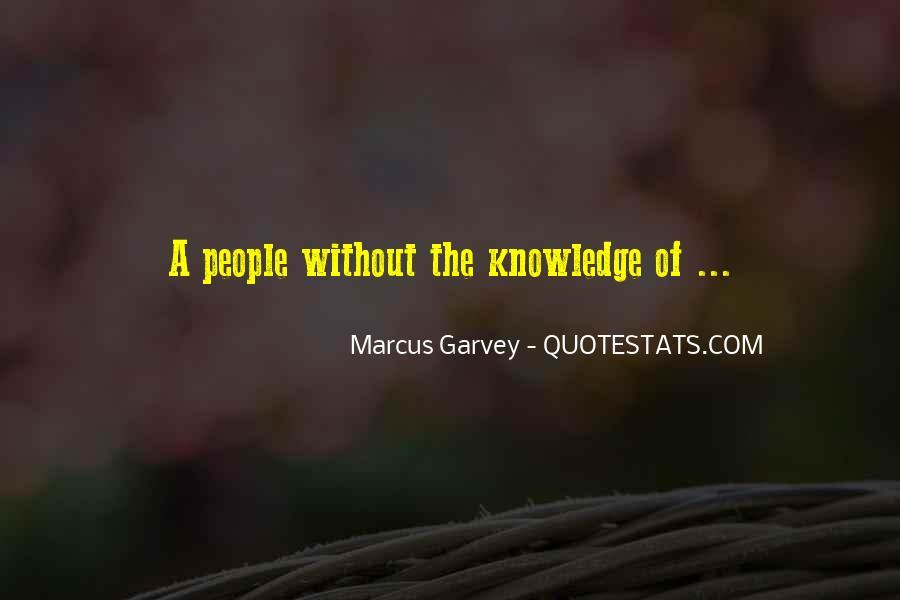 Marcus Garvey Quotes #690892