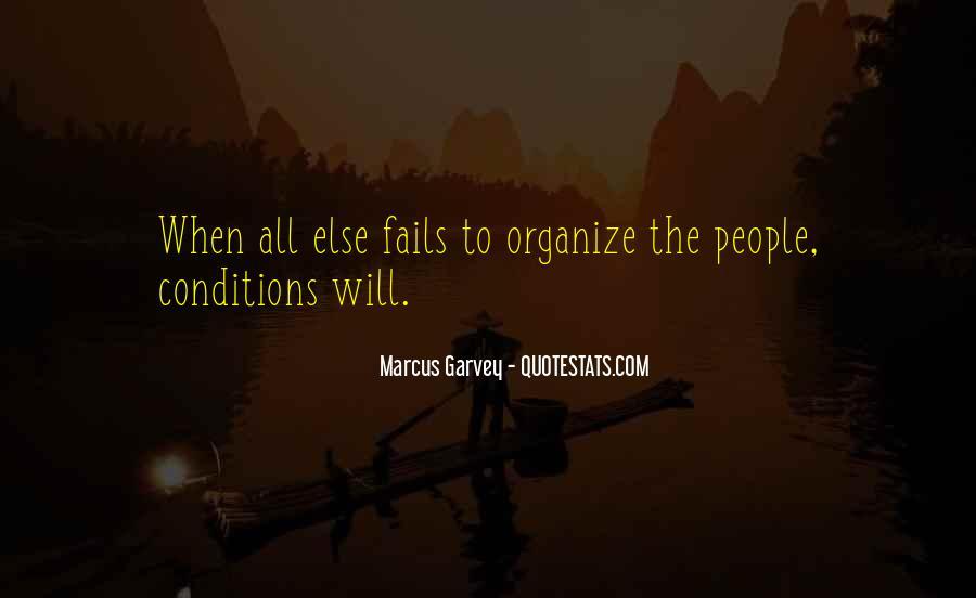 Marcus Garvey Quotes #714036