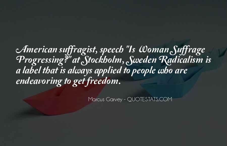 Marcus Garvey Quotes #751799