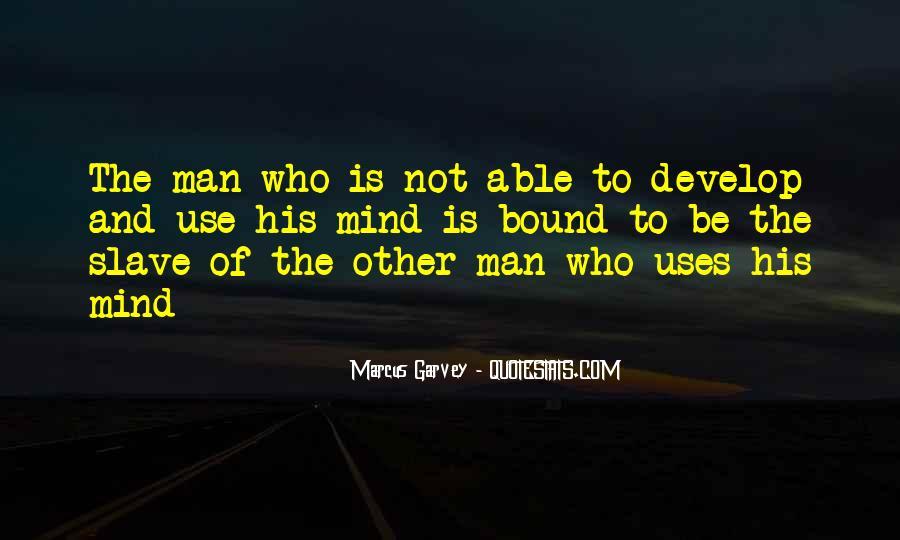 Marcus Garvey Quotes #814050
