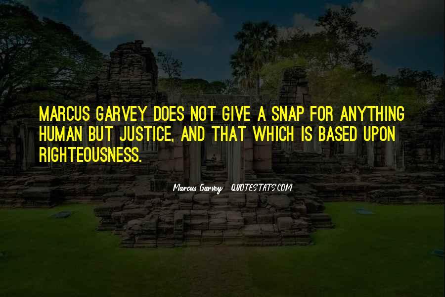 Marcus Garvey Quotes #935620