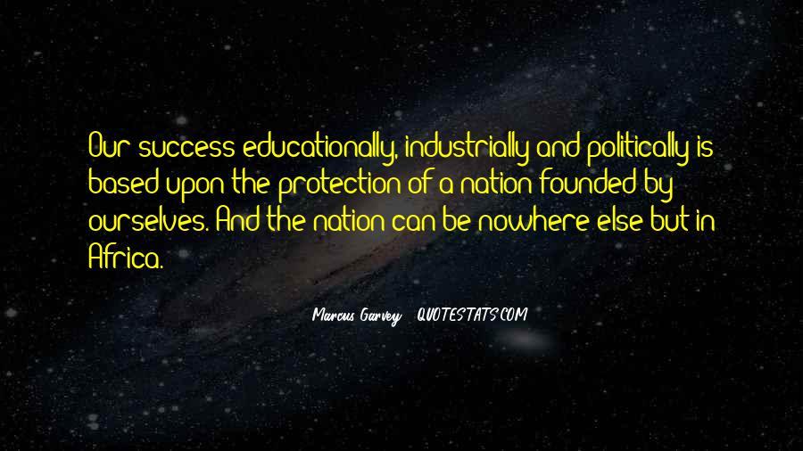 Marcus Garvey Quotes #953634