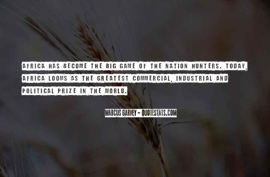 Marcus Garvey Quotes #959389