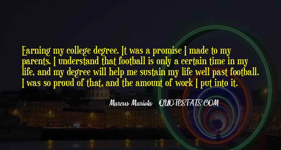 Marcus Mariota Quotes #1223995