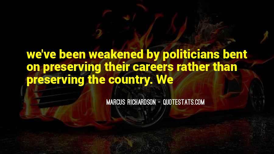 Marcus Richardson Quotes #1028994