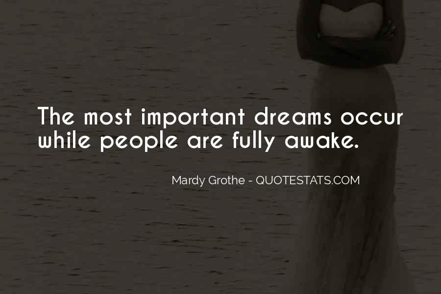 Mardy Grothe Quotes #1140695