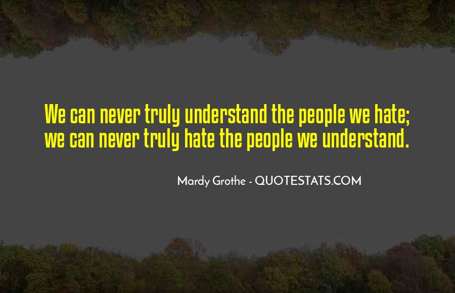 Mardy Grothe Quotes #132754