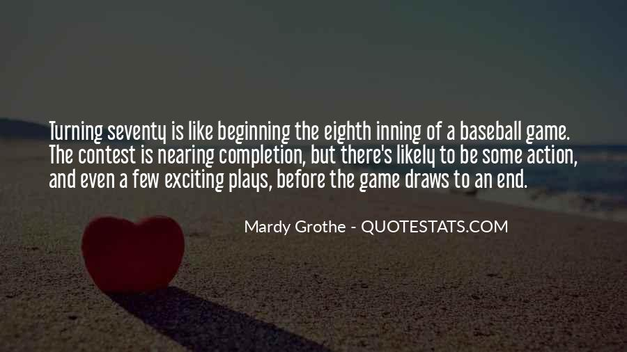Mardy Grothe Quotes #1600193