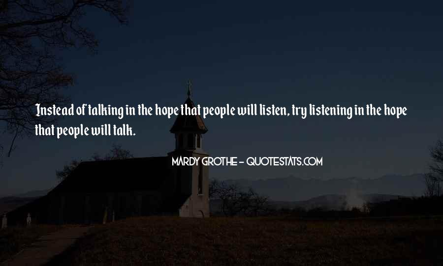 Mardy Grothe Quotes #386787