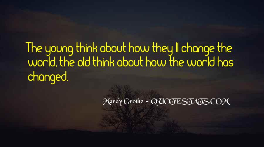 Mardy Grothe Quotes #444744