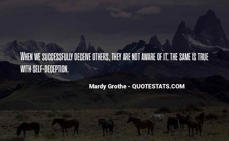 Mardy Grothe Quotes #741351