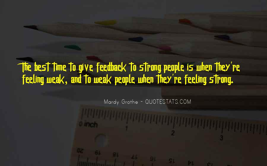 Mardy Grothe Quotes #85296