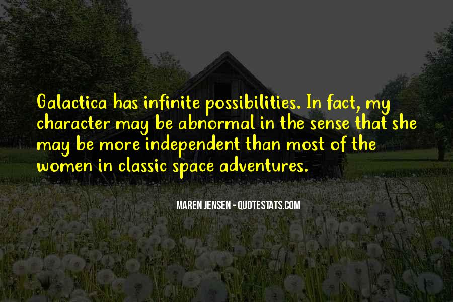 Maren Jensen Quotes #1823437
