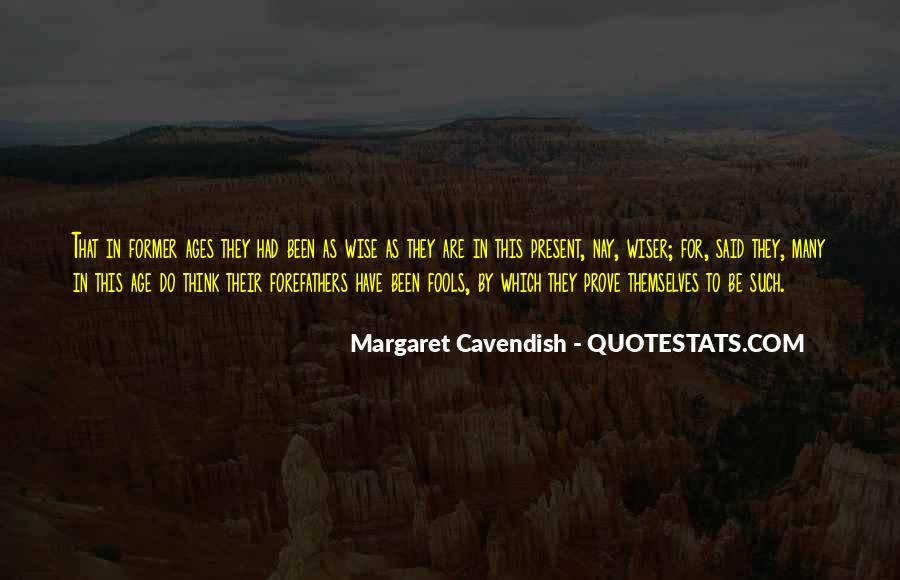 Margaret Cavendish Quotes #1304697
