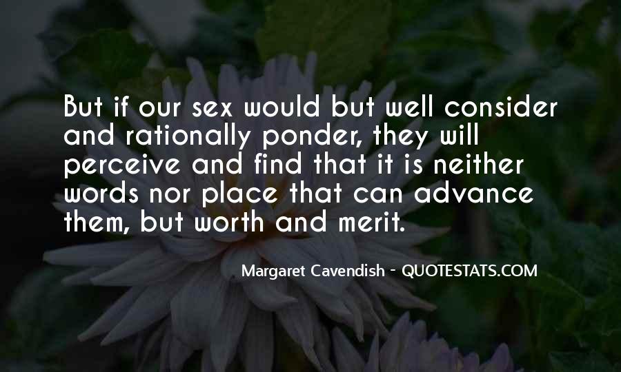Margaret Cavendish Quotes #1416482