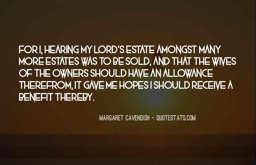 Margaret Cavendish Quotes #162682