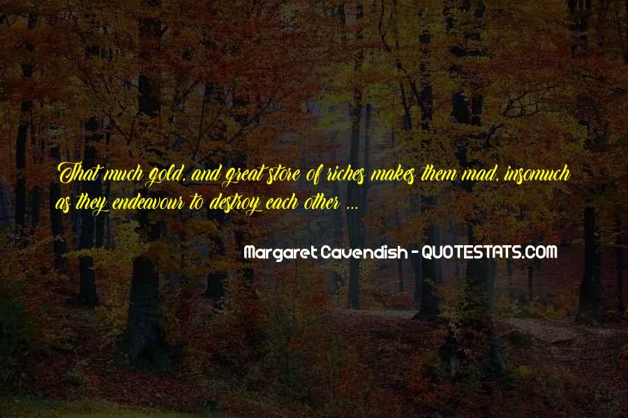 Margaret Cavendish Quotes #242147
