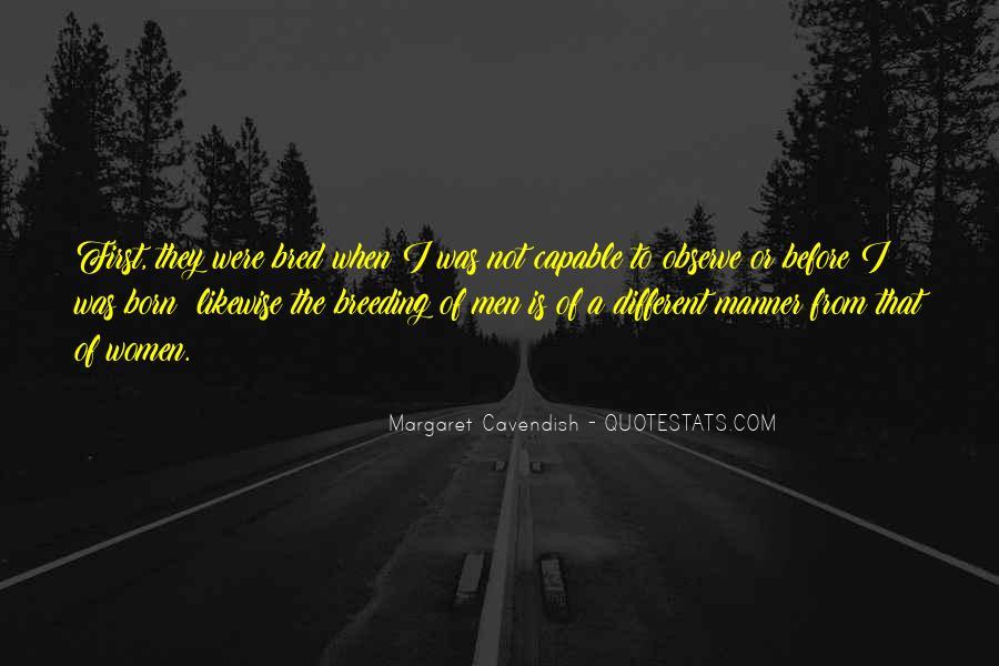 Margaret Cavendish Quotes #908041
