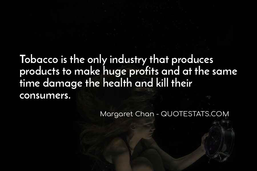 Margaret Chan Quotes Sayings