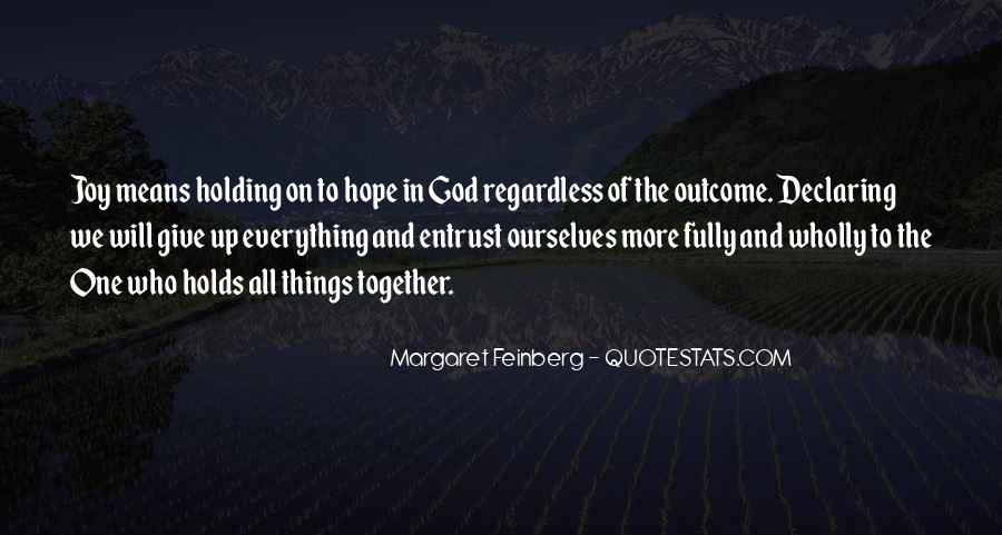 Margaret Feinberg Quotes #1006523