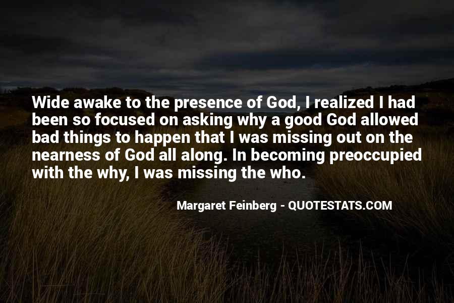 Margaret Feinberg Quotes #1043669
