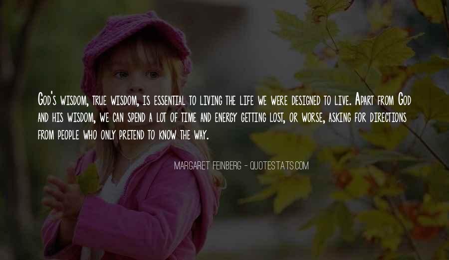 Margaret Feinberg Quotes #1485493
