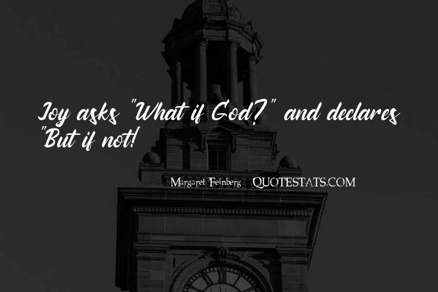 Margaret Feinberg Quotes #1706079