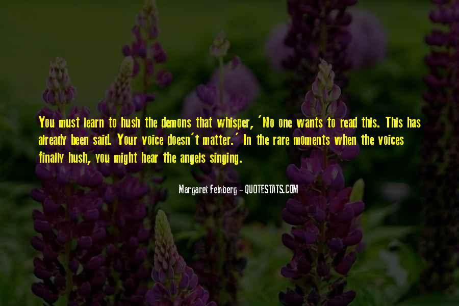 Margaret Feinberg Quotes #218890