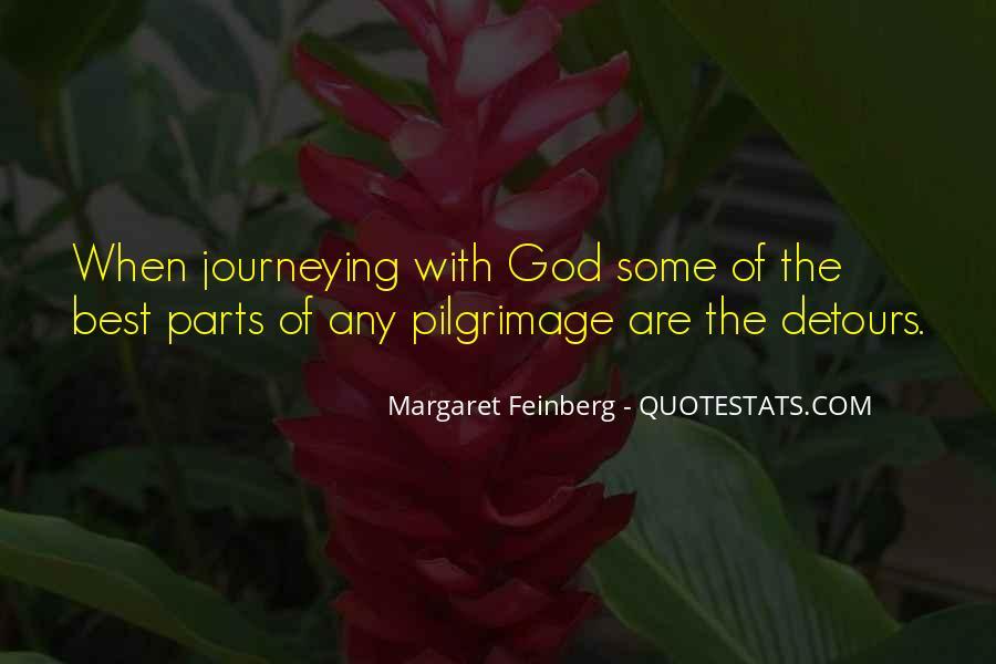 Margaret Feinberg Quotes #349210