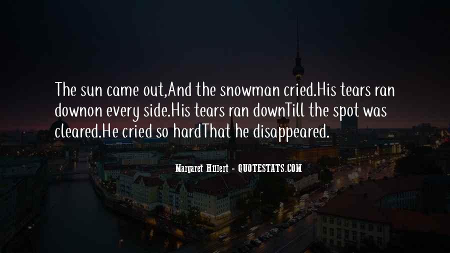 Margaret Hillert Quotes #956527