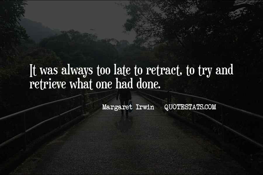 Margaret Irwin Quotes #1605461