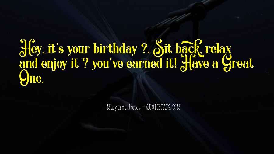Margaret Jones Quotes #1251071