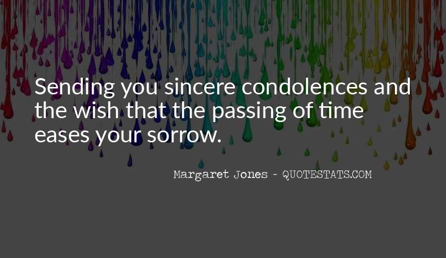 Margaret Jones Quotes #1281334