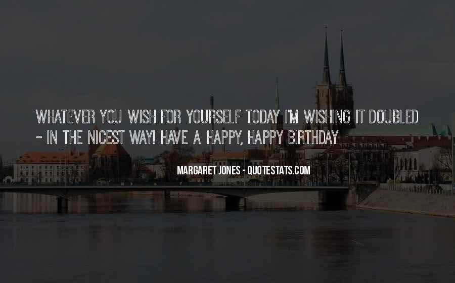 Margaret Jones Quotes #172734