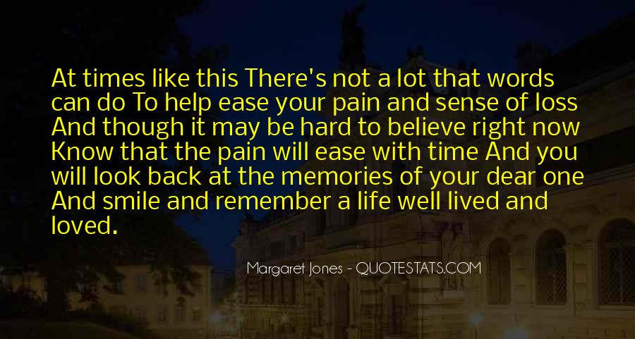 Margaret Jones Quotes #341991