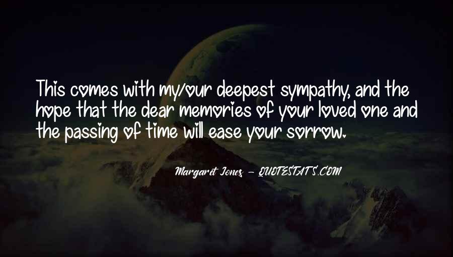 Margaret Jones Quotes #394402